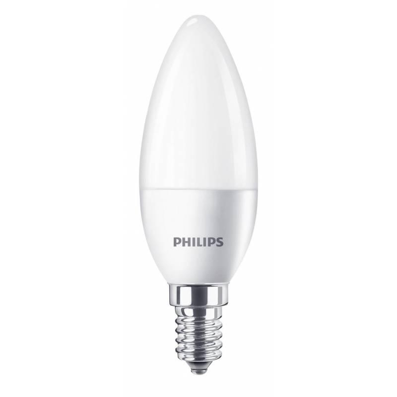 PHILIPS LED E14 106mm 5.5W