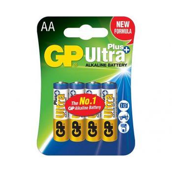 AAA GP PLUS ULTRA BATTERI 4 pak