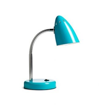 SPACE BORDLAMPE TURKIS